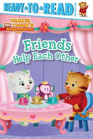 Friends Help Each Other imagine
