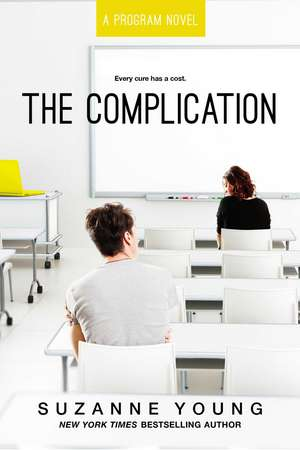 The Complication de Suzanne Young