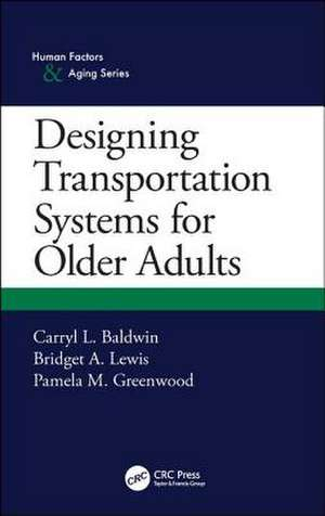 Designing Transportation Systems for Older Adults de Virginia Fairfax