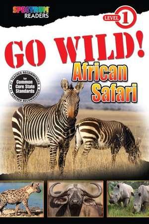 GO WILD AFRICAN SAFARI