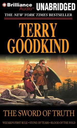 The Sword of Truth, Books 1-3 de Terry Goodkind