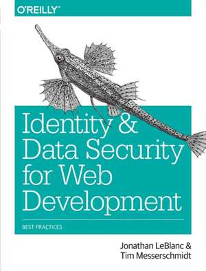 Identity and Data Security for Web Development imagine