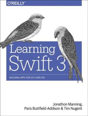 Learning Swift 2e