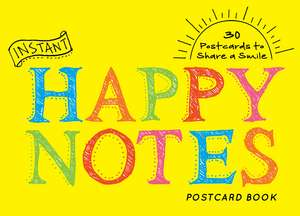 Instant Happy Notes Postcard Book de Inc. Sourcebooks