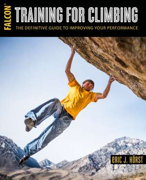Training for Climbing de Eric van der Horst