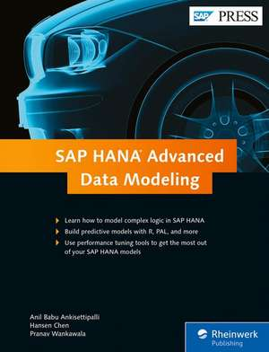 SAP HANA Advanced Data Modeling de Anil Babu Ankisettipalli
