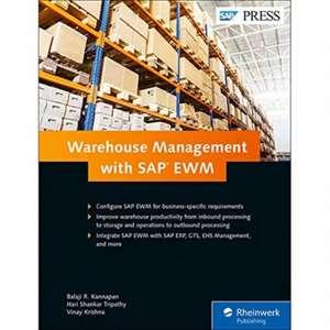 Warehouse Management with SAP EWM de Balaji Kannapan