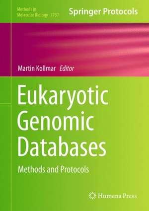 Eukaryotic Genomic Databases
