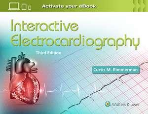 Interactive Electrocardiography de Curtis M. Rimmerman