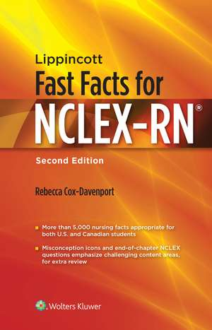 Lippincott Fast Facts for NCLEX-RN