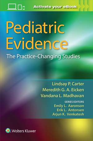 Pediatric Evidence
