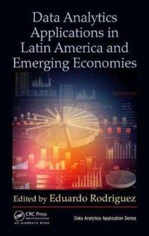 Data Analytics Applications de Eduardo Rodriguez