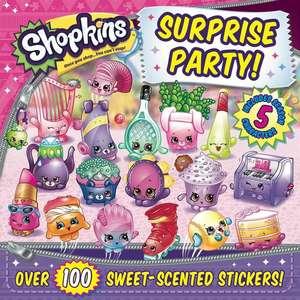 Shopkins Surprise Party! de Sizzle Press