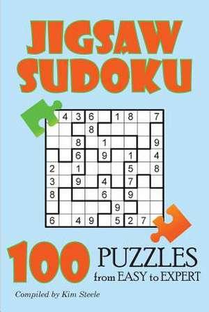 Jigsaw Sudoku de Kim Steele