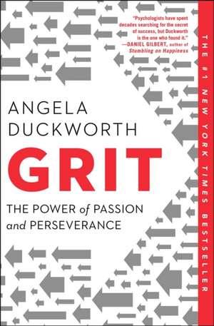 Grit de Angela Duckworth