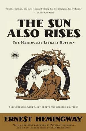 The Sun Also Rises de Ernest Hemingway