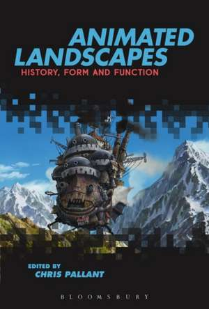 Animated Landscapes: History, Form and Function de Chris Pallant