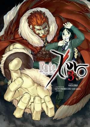 Fate / Zero Volume 3