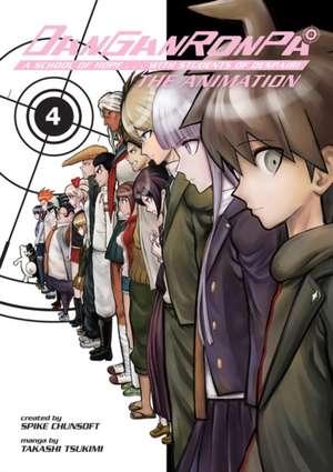Danganronpa: The Animation Volume 4