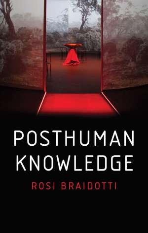 Posthuman Knowledge imagine