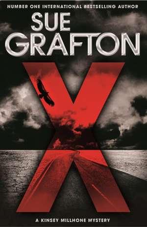X de Sue Grafton