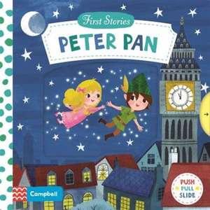 Peter Pan de Miriam Bos