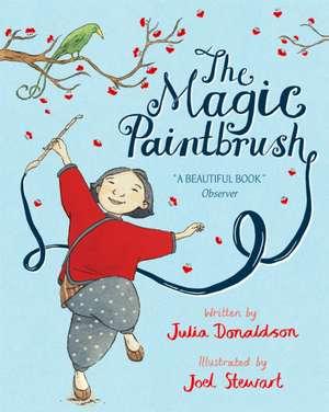 Magic Paintbrush de Julia Donaldson