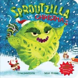 SPROUTZILLA VS CHRISTMAS
