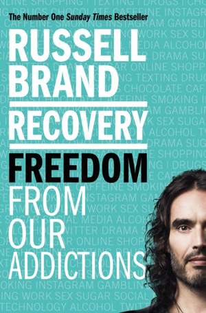 Recovery de Russell Brand