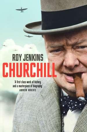 Churchill de Roy Jenkins
