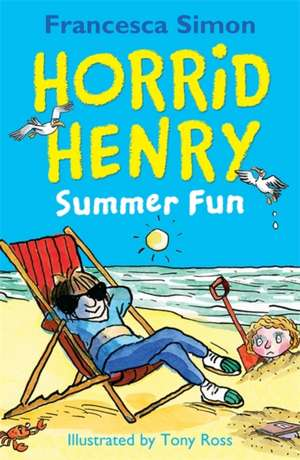 Horrid Henry Summer Fun de Francesca Simon