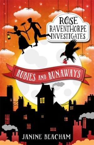 Rubies and Runaways de Janine Beacham