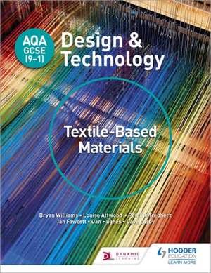 AQA GCSE (9-1) Design and Technology: Textile-Based Materials imagine