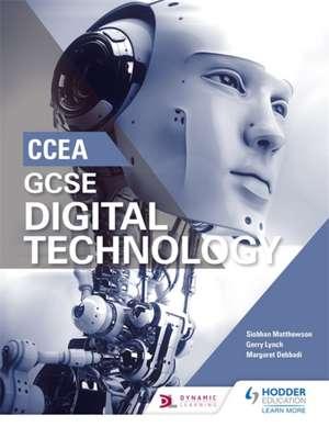 CCEA GCSE Digital Technology de Siobhan Matthewson