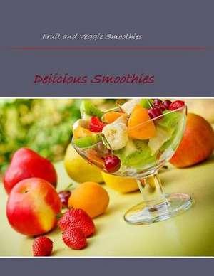 Fruit and Veggie Smoothies de MR Oswin Dacosta