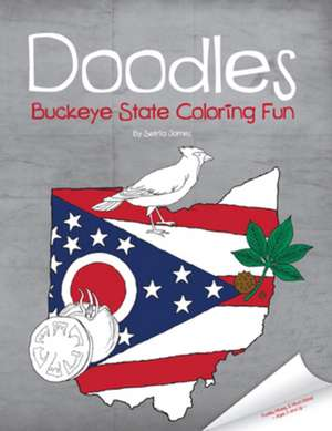 Doodles Buckeye State Coloring Fun