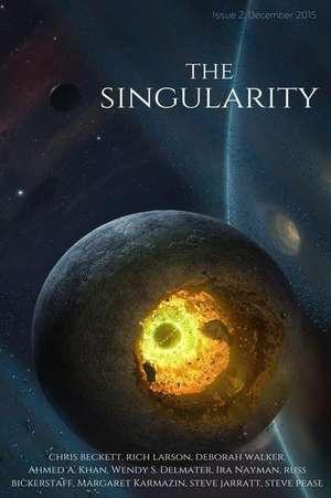 The Singularity Magazine de Lee P. Hogg