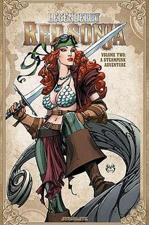 Legenderry Red Sonja: A Steampunk Adventure Vol. 2 TP de Marc Andreyko