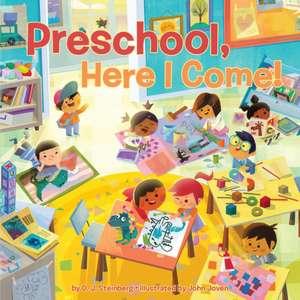 Preschool, Here I Come! de David J Steinberg