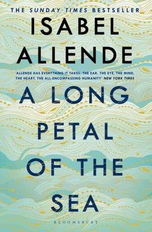 A Long Petal of the Sea de Isabel Allende