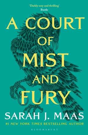 A Court of Mist and Fury de Sarah J. Maas