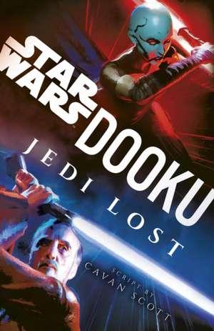 Dooku: Jedi Lost de Cavan Scott