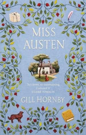 Miss Austen de Gill Hornby