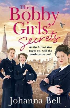 Bobby Girls' Secrets de Johanna Bell