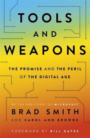 Tools and Weapons de Brad Smith