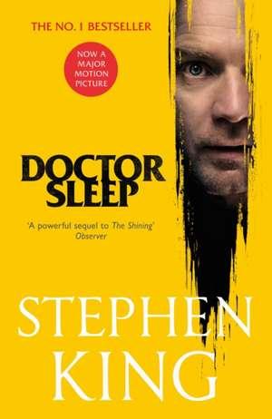 Doctor Sleep. Film Tie-In de Stephen King