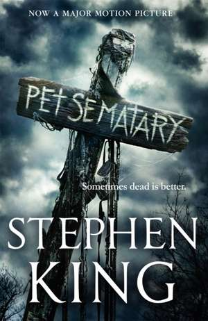 Pet Sematary de Stephen King