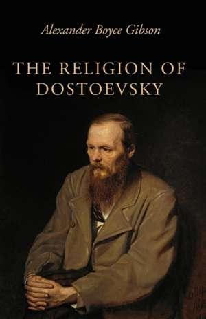 The Religion of Dostoevsky imagine