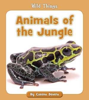Animals of the Jungle de Czeena Devera