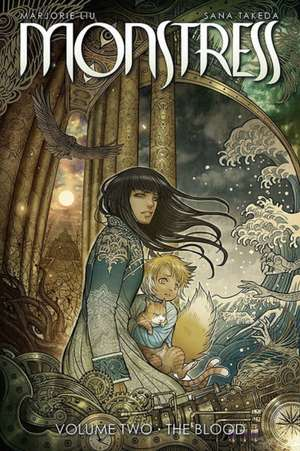 Monstress Volume 2 imagine